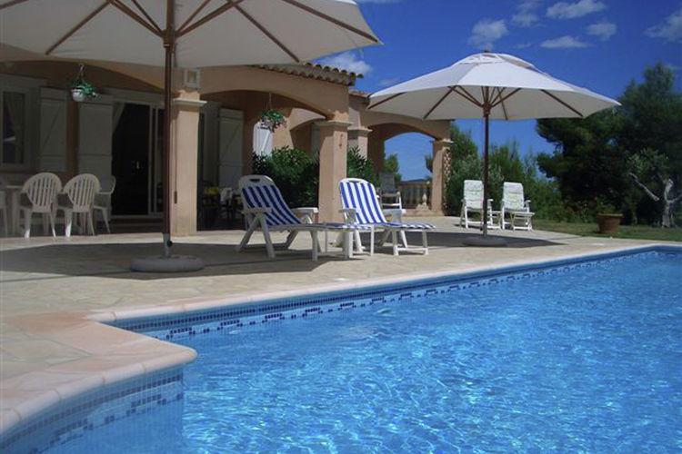 Ferienhaus Villa Peylon (1404931), Flayosc, Var, Provence - Alpen - Côte d'Azur, Frankreich, Bild 24