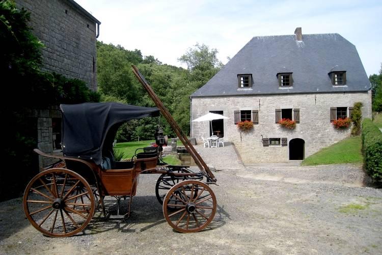 Le Moulin de Soulme Doische Namur Belgium