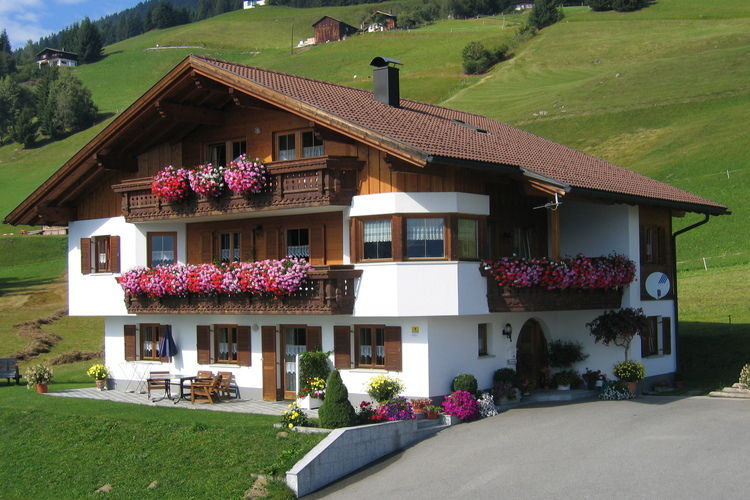 Eveline Montafon Vorarlberg Austria