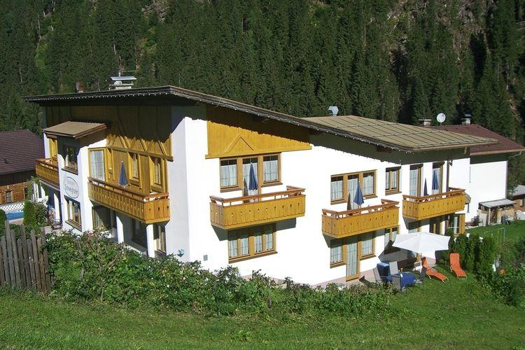 Sport Appartements Kappl im Paznauntal Tyrol Austria