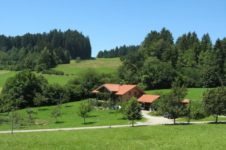 Bechteler Ostallgau German Alps Germany