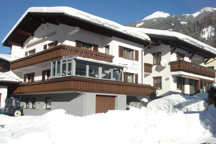 Einsiedler - Apartment - St Gallenkirch - Exterior - Winter