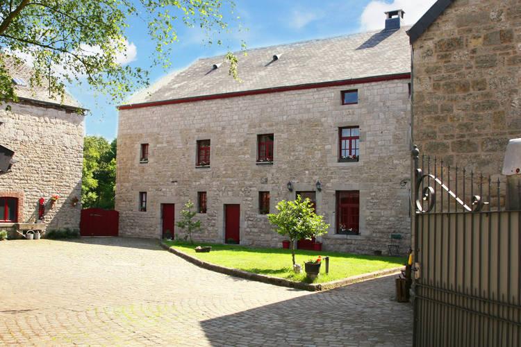 Le Relais de Chasse Melreux Hotton Luxembourg Belgium