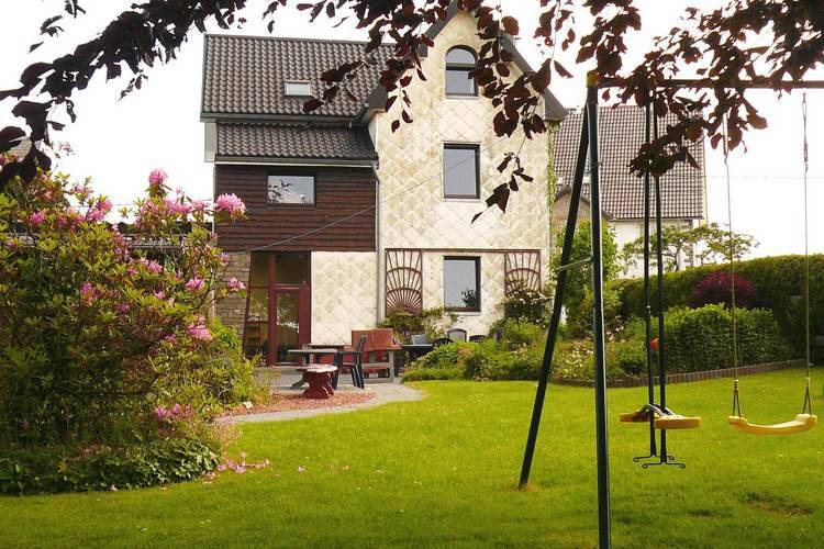 Villa Vincent Les Hautes Fagnes-sourbrodt Liege Belgium