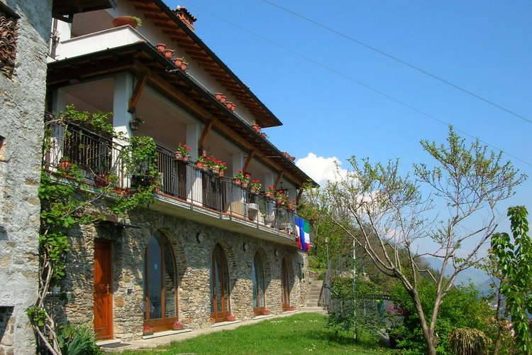 Casa Archi Tre Gravedona Lake Como Italy