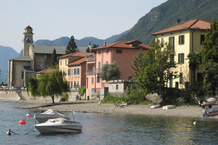 Casa Garibaldi Quattro Localita Santa Maria San Siro Lake Como Italy