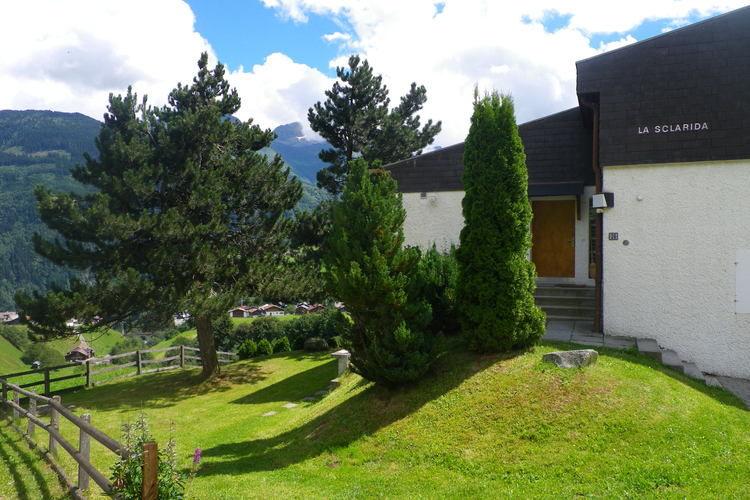 La Sclarida Disentis-segnas Grisons Switzerland