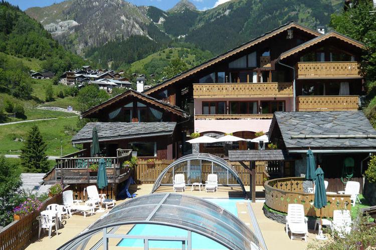 La Plagne Champagny-en-Vanoise Northern Alps France