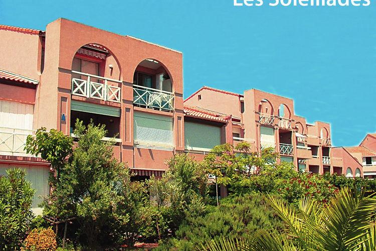 Le Scarlett et les Soleillade Palavas-les-Flots Languedoc-Roussillon France