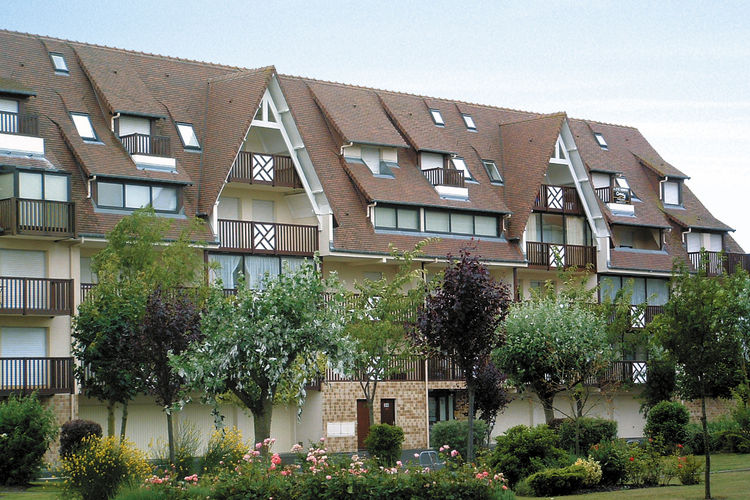 Residence Vacantel Villers-sur-Mer Normandy France
