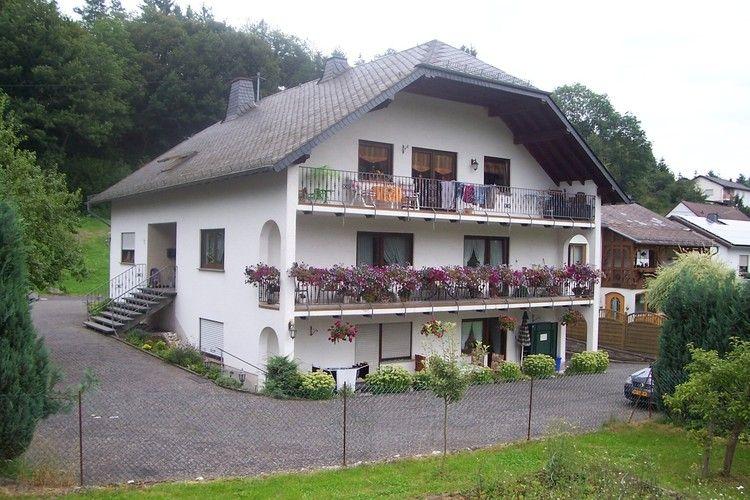 Im Elzbachtal Lirstal Eifel Germany