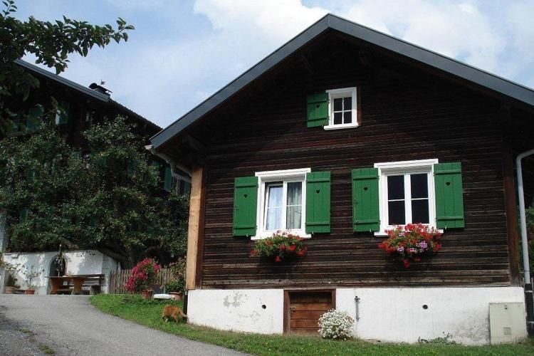 Husli St Gallenkirch Vorarlberg Austria