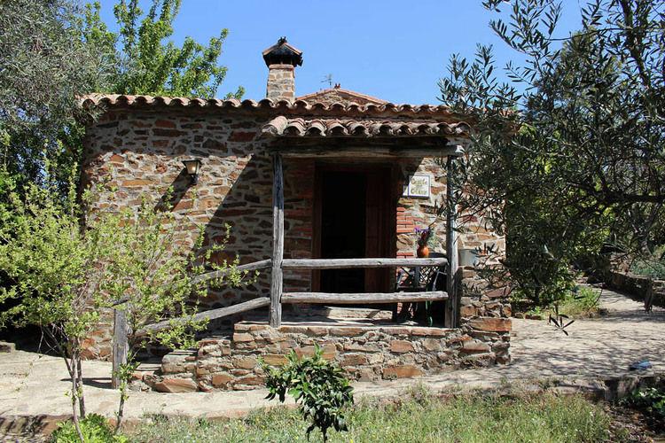 La Casita del Olivo Valencia De Alcantara Extremadura Spain