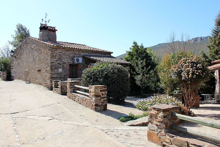 Casa El Tinao Valencia De Alcantara Extremadura Spain