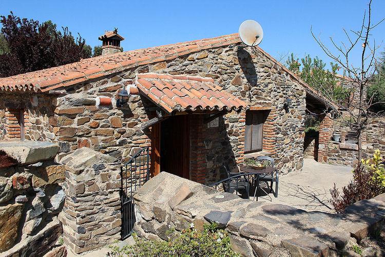 La Casita del Anta Valencia De Alcantara Extremadura Spain