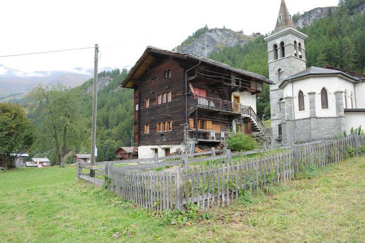 Dent Blanche Val d Herens Valais Switzerland