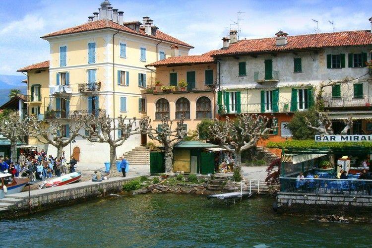 Pescatori Sopra Stresa Lake Maggiore Italy