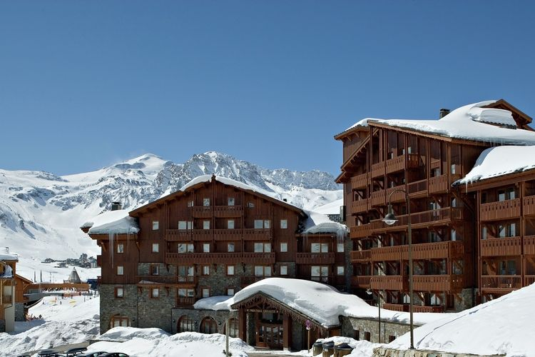 Residence Village Montana Espace Killy Northern Alps France