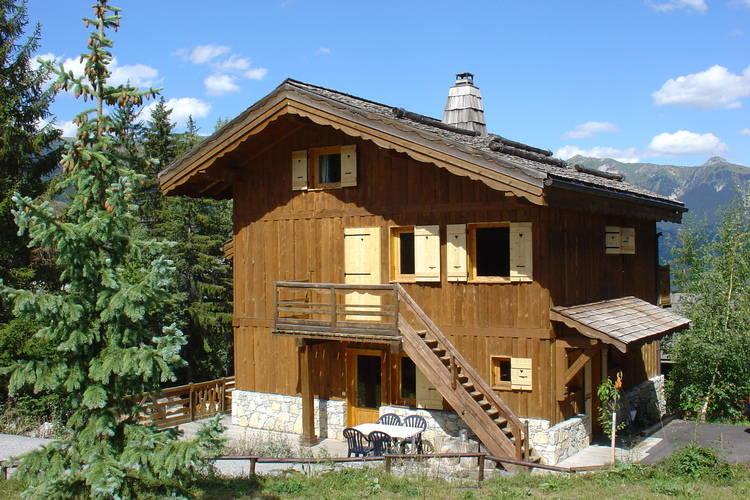 Les Chalets La Tania La Perriere Northern Alps France
