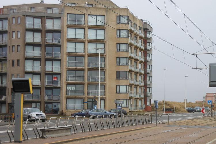 Residentie Belhorizon Ostend West Flanders Belgium
