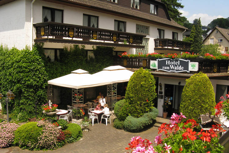 Rheinland Stolberg-zweifall Eifel Germany