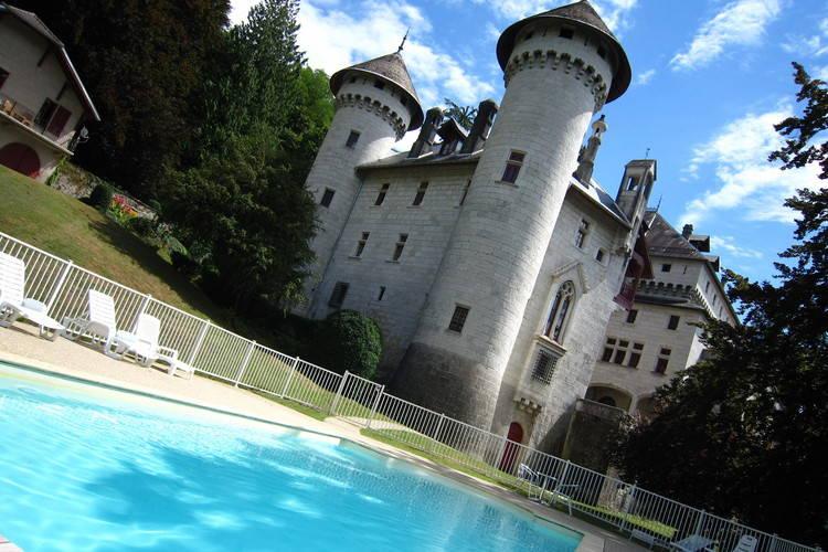 Chateau La Peyrousse Serrieres En Chautagne Rhone-Alpes France