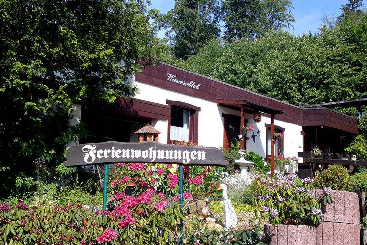 Wiesenseeblick Pottum Westerwald Germany