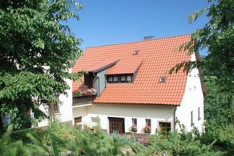Wunder Steinbach Eisenach Thuringia Germany