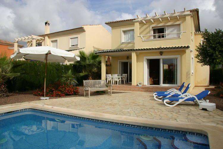 Villa Mosa Claire Banos Y Mendigo Murcia Spain