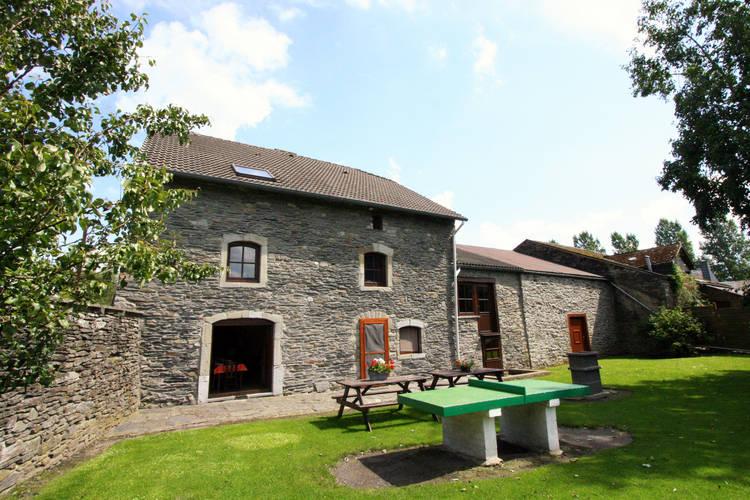 La Maison du Notaire Tavigny-houffalize Luxembourg Belgium
