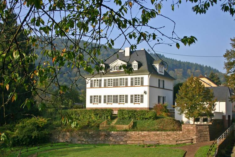 De Oude Pastorie MALBERG Eifel Germany