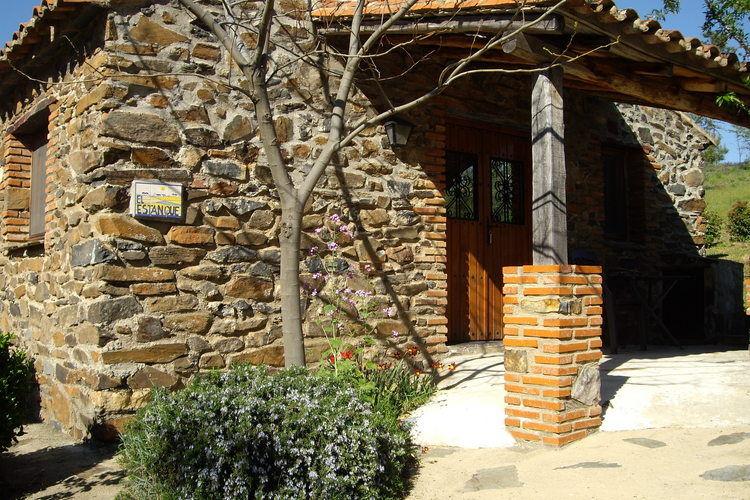 Casita del Estanque Valencia De Alcantara Extremadura Spain