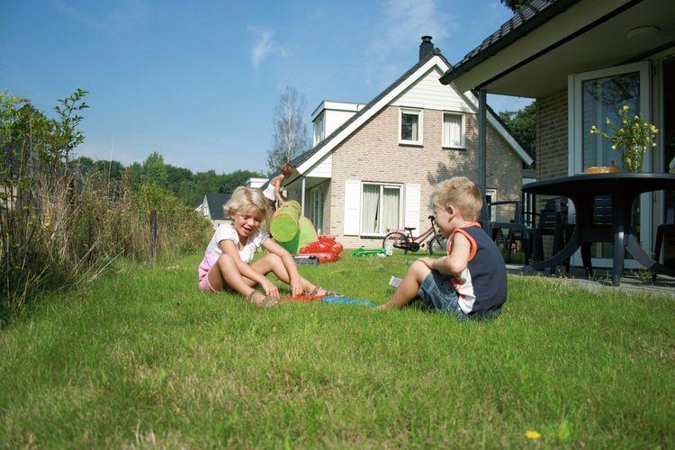 Bungalowpark Familyland Woensdrecht Hoogerheide North Brabant Netherlands