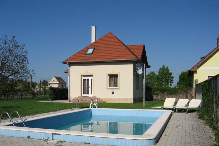 Holiday home Gyor-Moson-Sopron