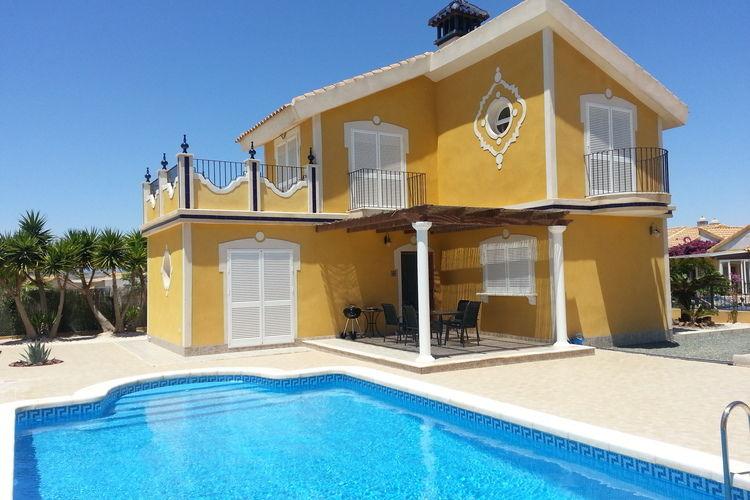 Casa Tejon Mazarron Costa Calida Spain