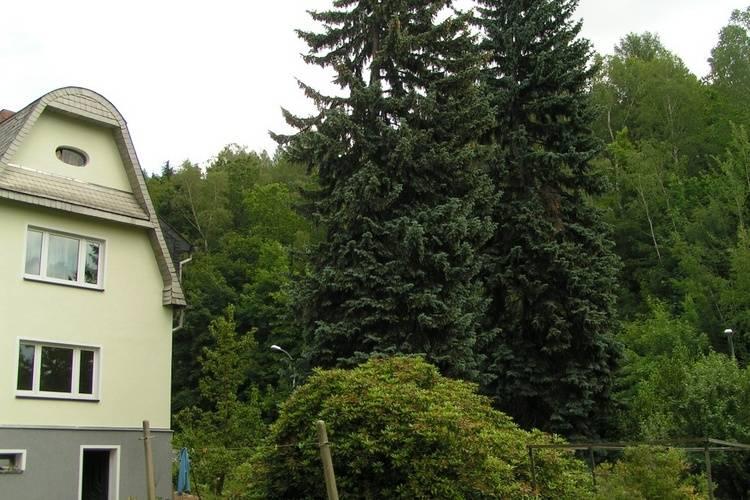 Haus Muller Schwarzenberg Oberwiesenthal Saxony Germany