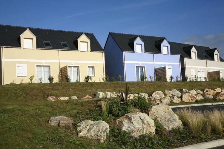 Residence les Terrasses de Pentrez Saint-Nic Brittany France