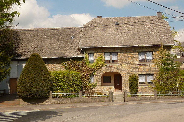 Haus Annick Les Hautes Fagnes-sourbrodt Liege Belgium