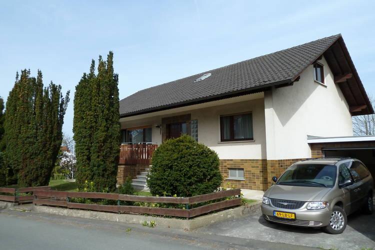 Hinter Der Linde Frankenau Hesse Germany