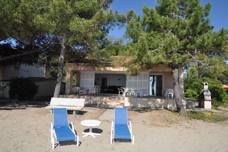 San-Nicolao Moriani Plage Corsica France