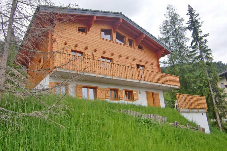 Holiday home Valais
