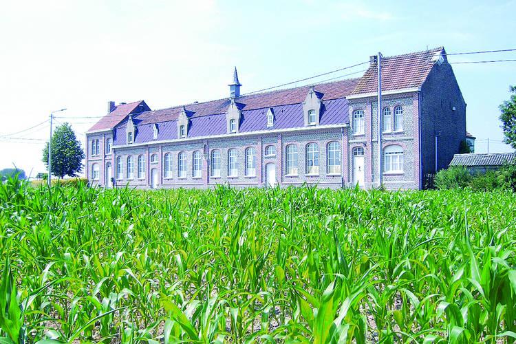 Oud Schooltje De Linde Heuvelland West Flanders Belgium