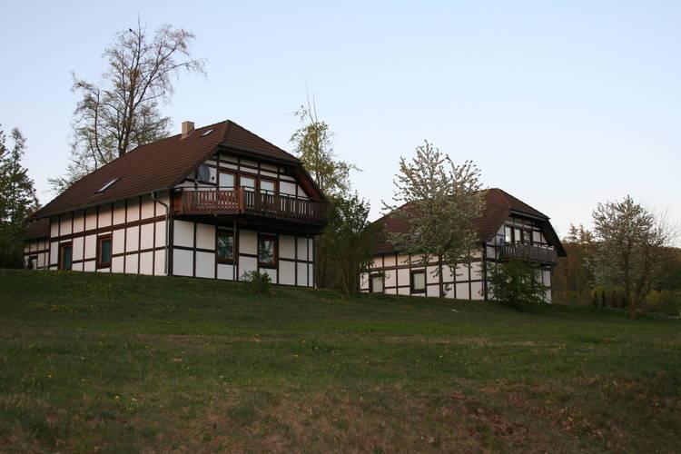 Kellerwaldblick Frankenau Hesse Germany