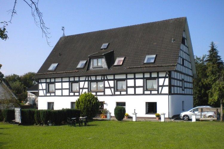 Luft Attendorn-silbecke Sauerland Germany