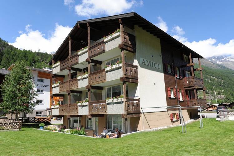 Saas Fee Amici Saastal Saas Fee Saas Grund Valais Switzerland