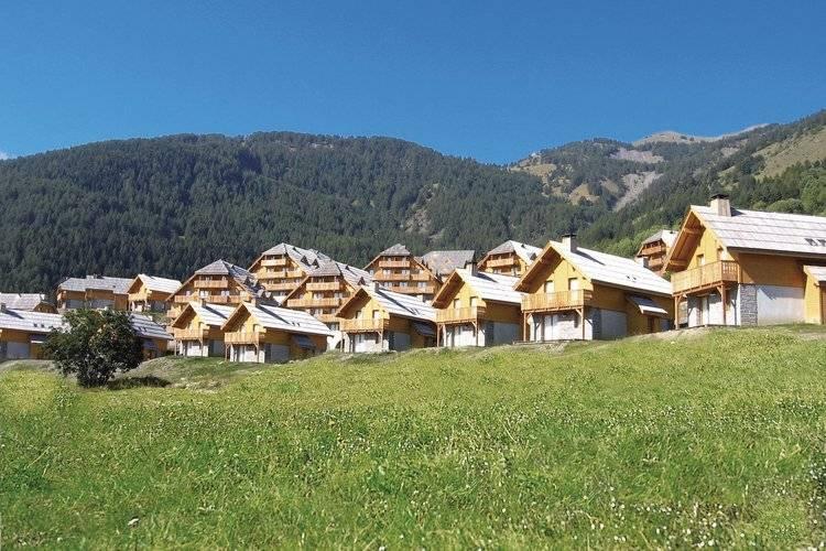 Uvernet-Fours Pra Loup Southern Alps France