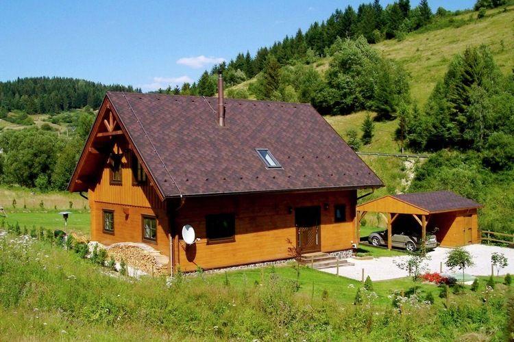 Randa Oscadnica Mountains Slovakia