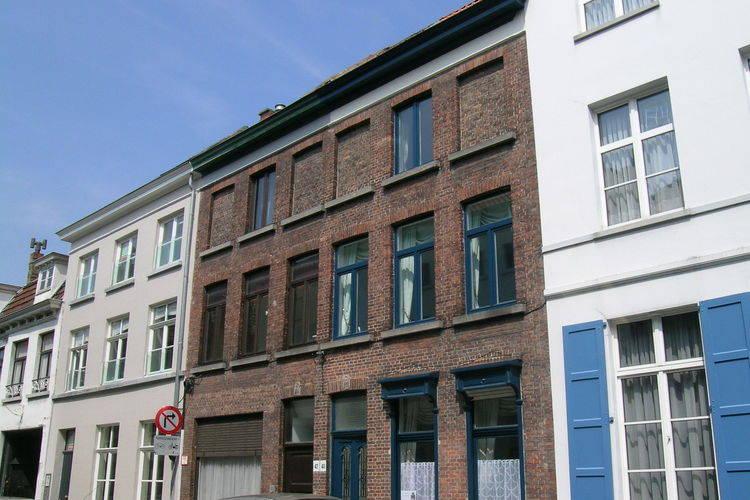 De Drie Torens Brugge West Flanders Belgium