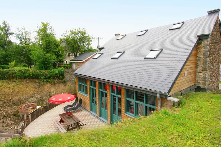 Le Quatre Saisons Forrieres Luxembourg Belgium