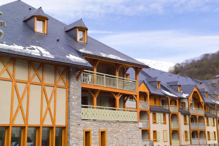 Saint-Lary-Soulan Midi-Pyrenees France